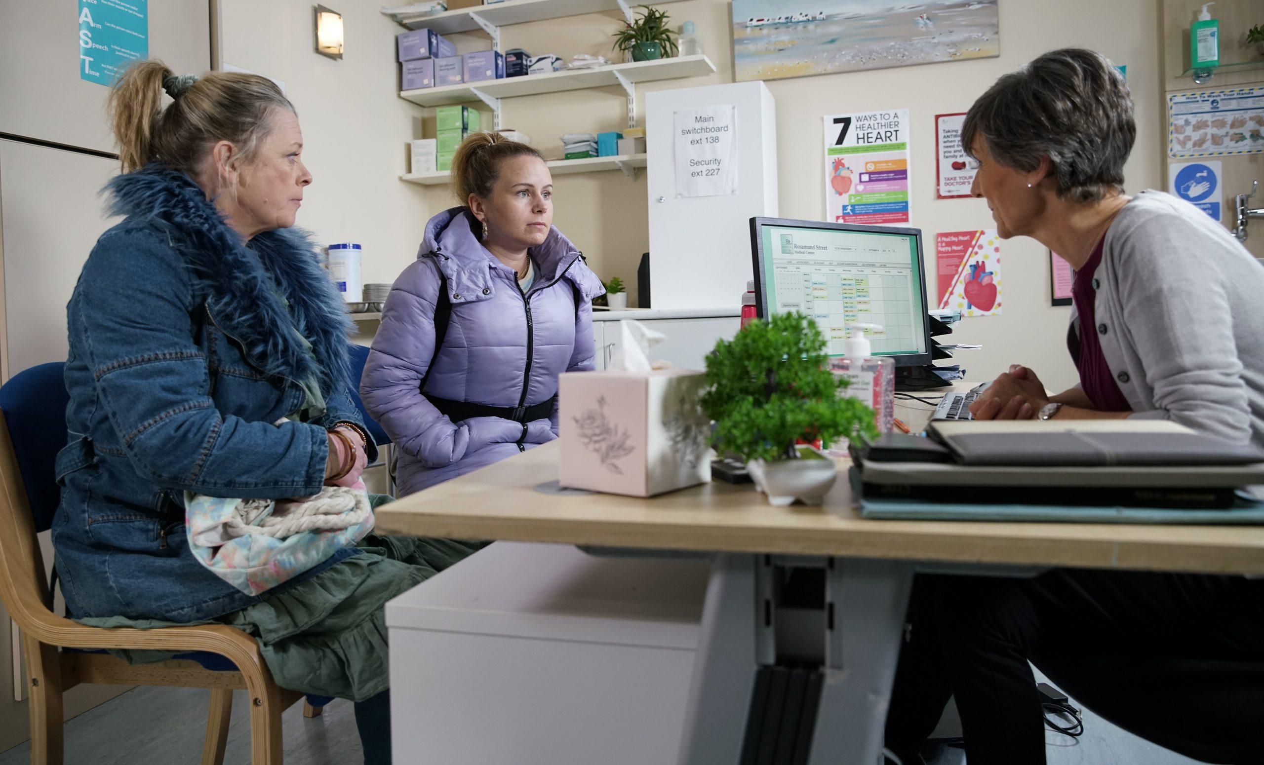 Coronation Street viewers divided over Gemma Winter's postnatal depression storyline