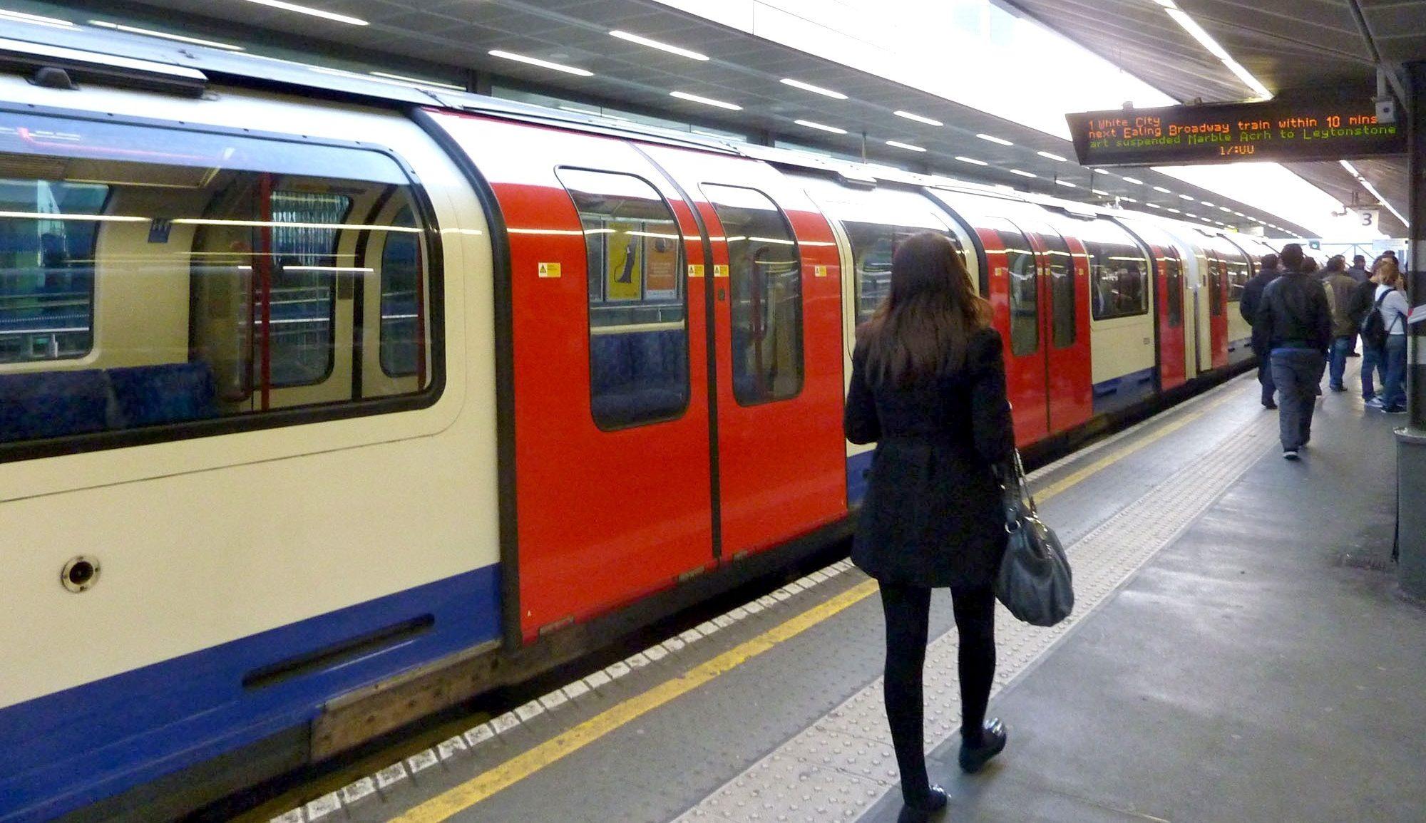 Coronavirus crisis: Tube depot undergoes deep clean after London Underground driver tests positive