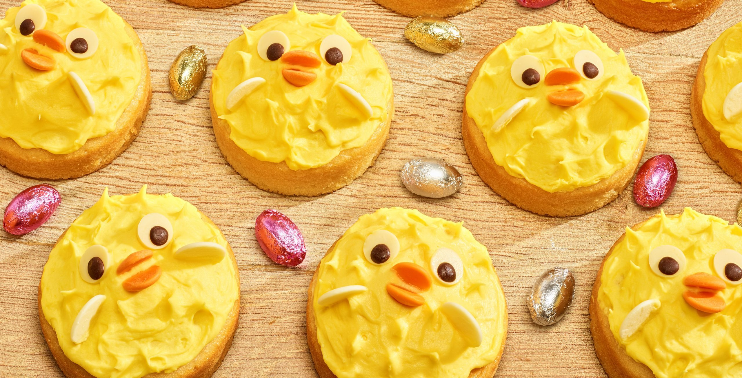 Costa launches cute Easter chick cakes topped with white chocolate as part of its spring menu