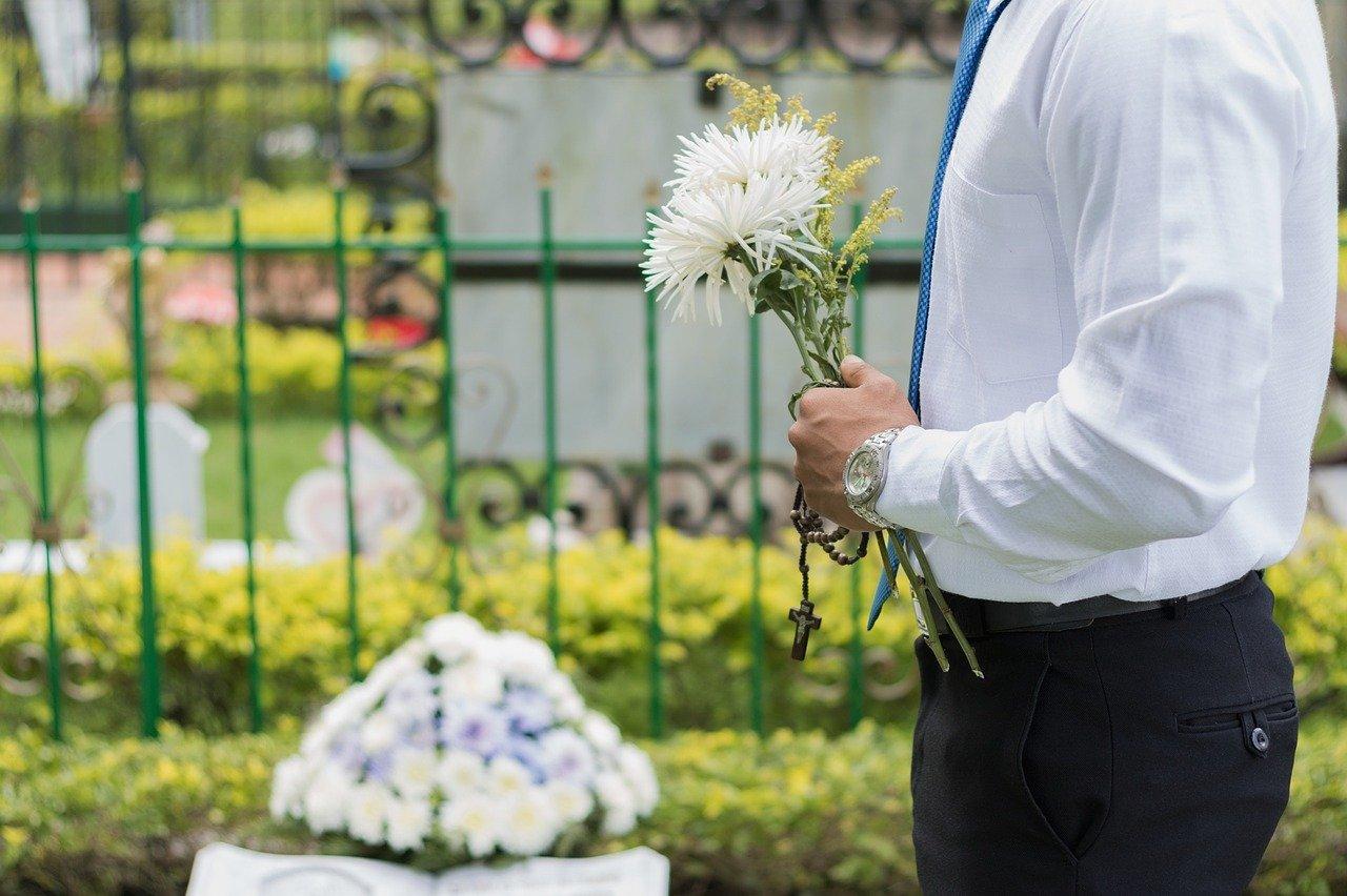 Funerals may be postponed in the UK due to Coronavirus (Credit: Pixabay)