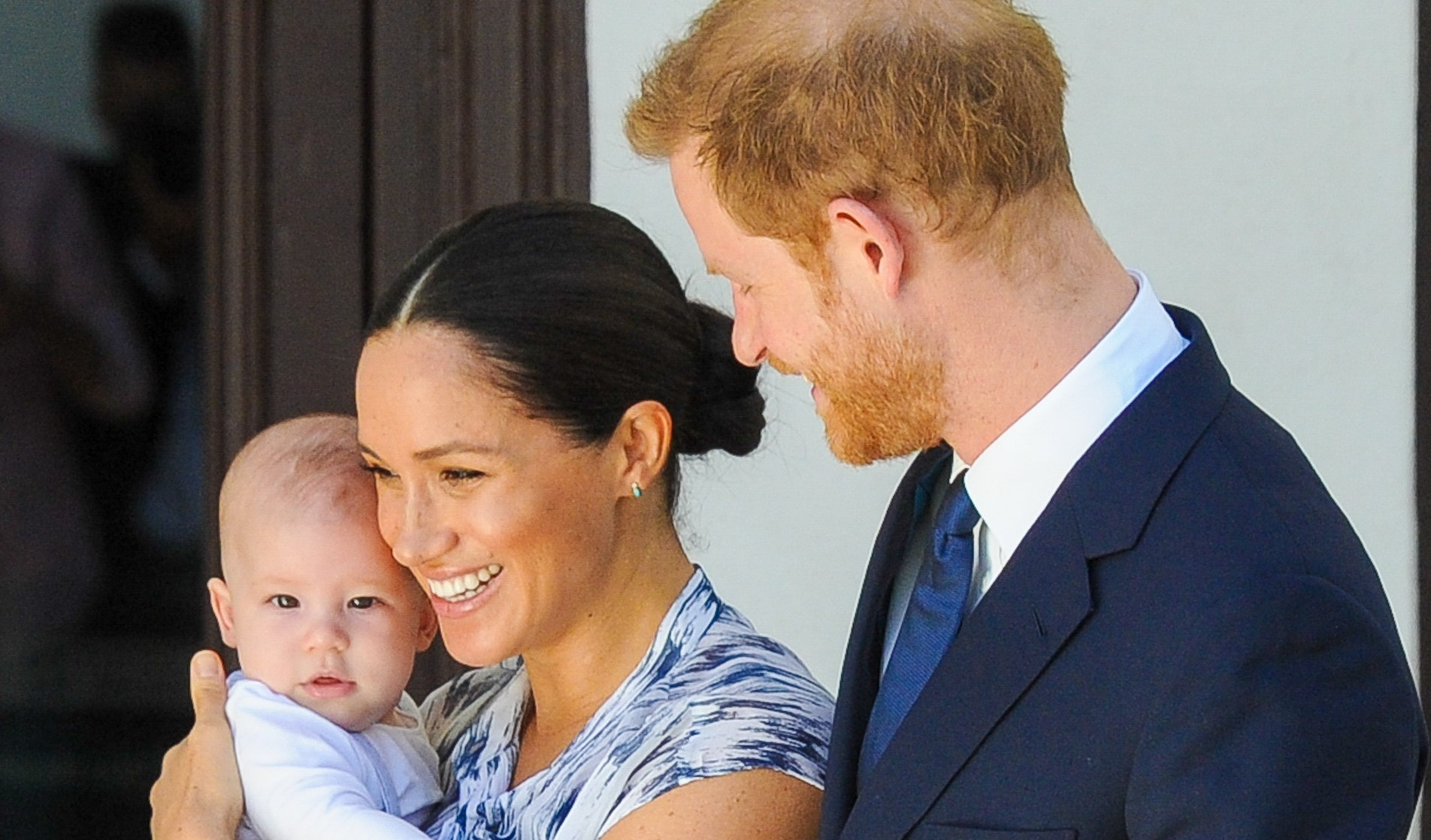 The truth behind baby Archie being left in Canada
