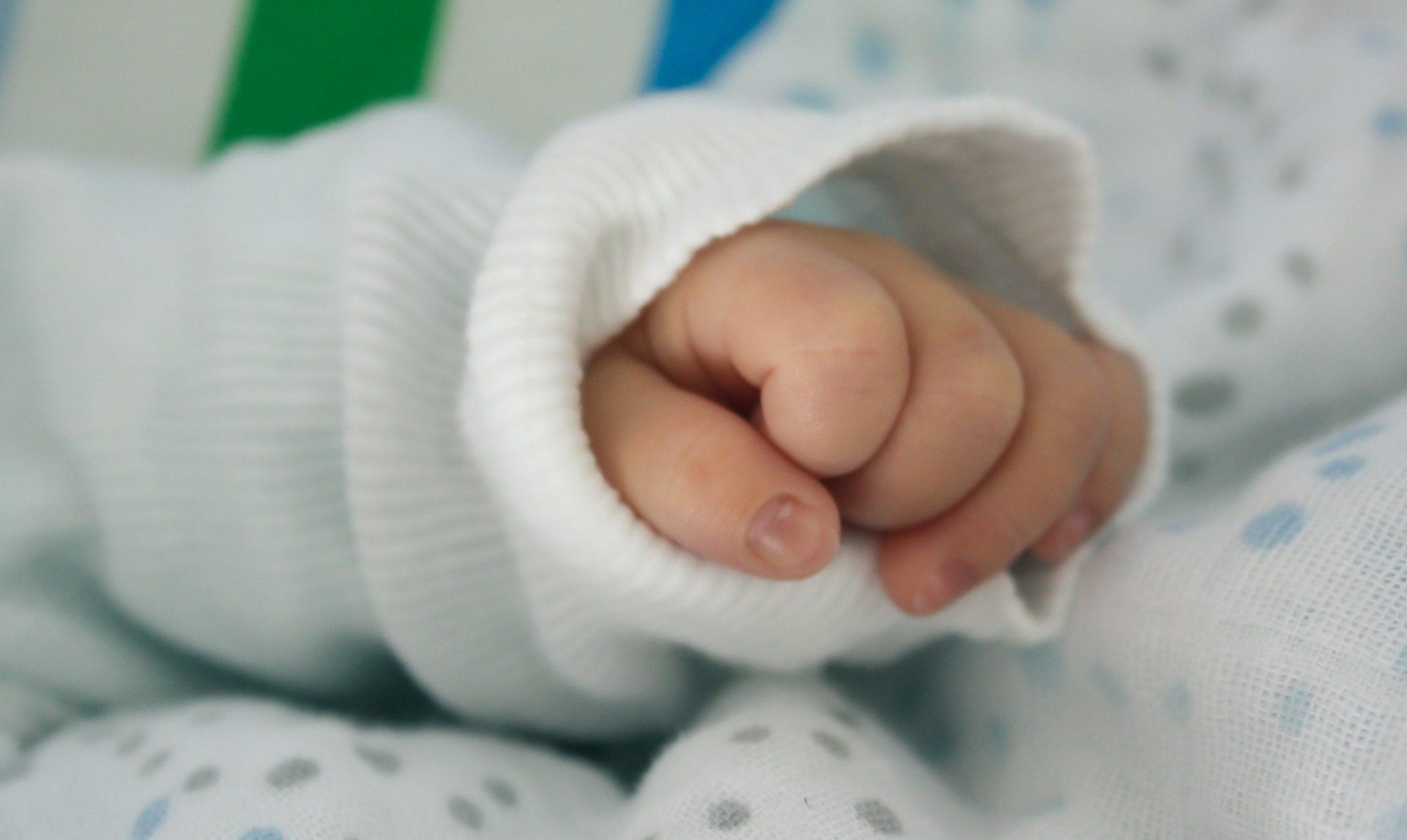 Newborn baby confirmed as youngest coronavirus patient in the UK