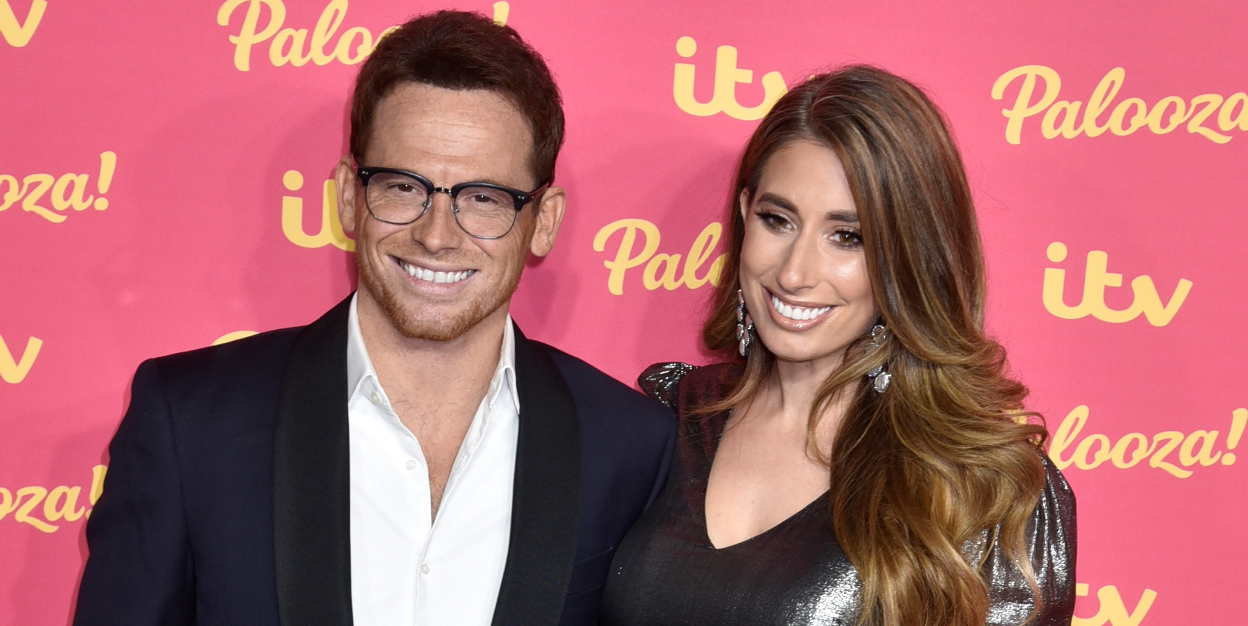 Stacey Solomon reveals Joe Swash is sick in bed with bad ear