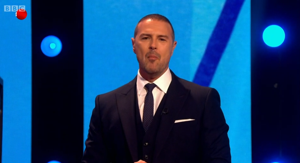 Sport Relief viewers in tears as Paddy McGuinness pays emotional tribute to Caroline Flack