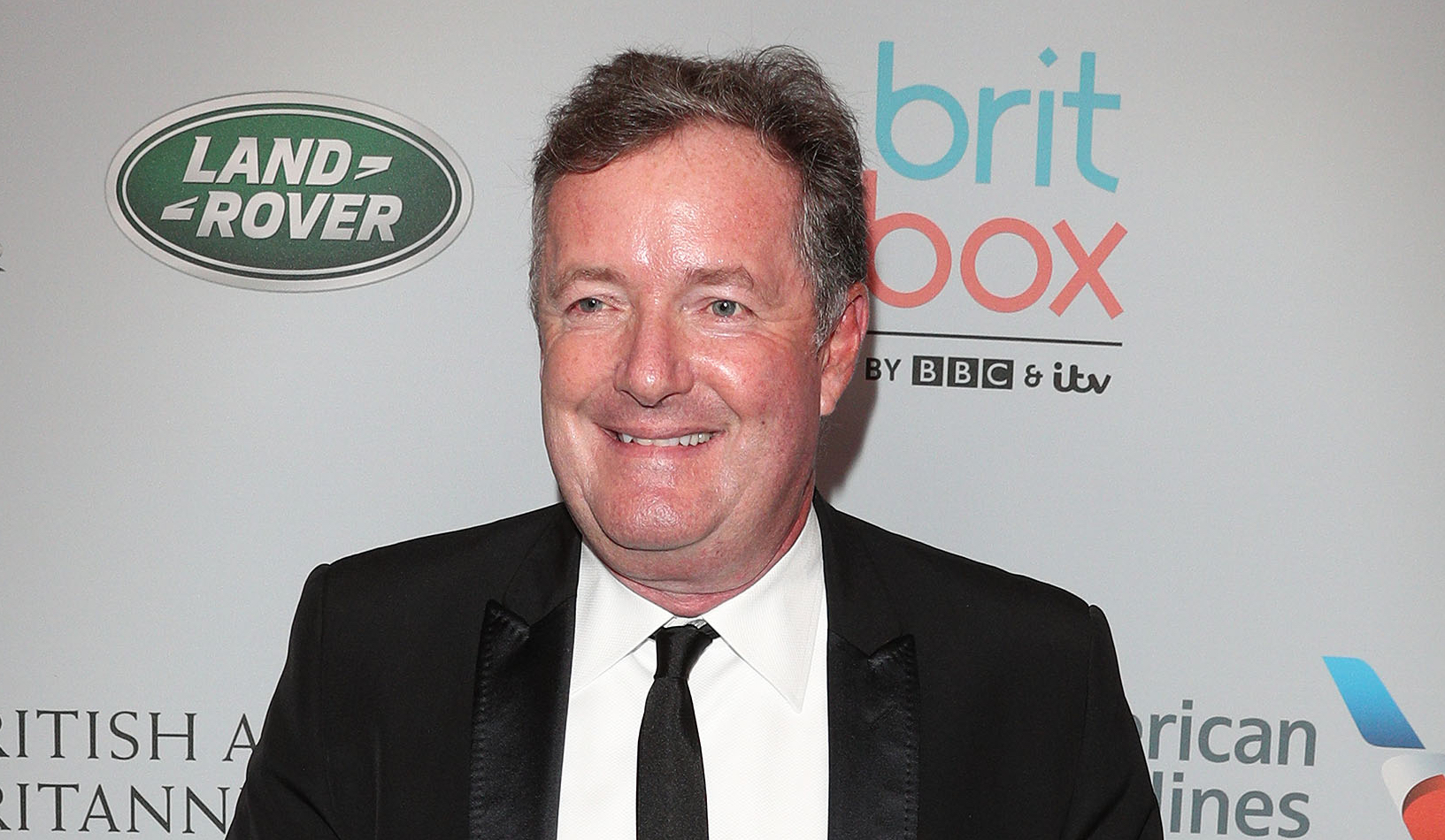 Piers Morgan posts throwback photo with his sister