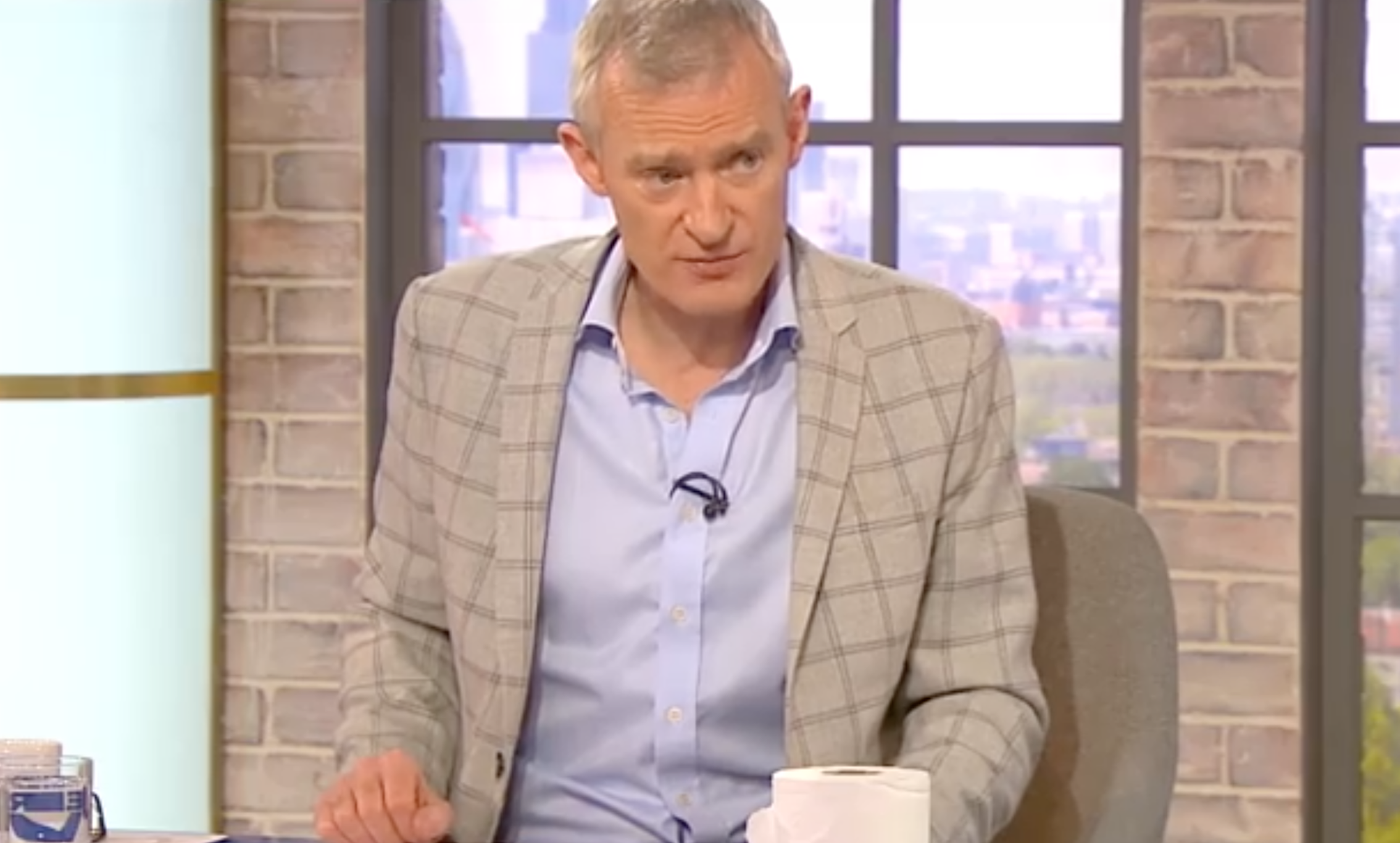 The Jeremy Vine Show cancels live audience amid coronavirus outbreak