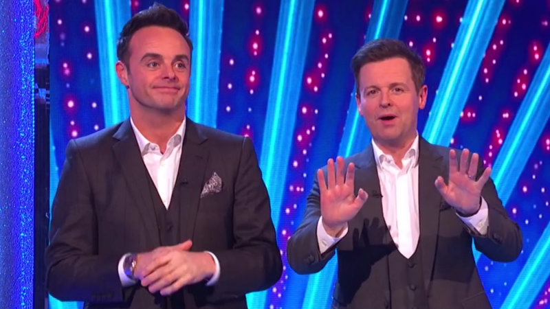 Ant and Dec urge fans to send home videos to include in Saturday Night Takeaway
