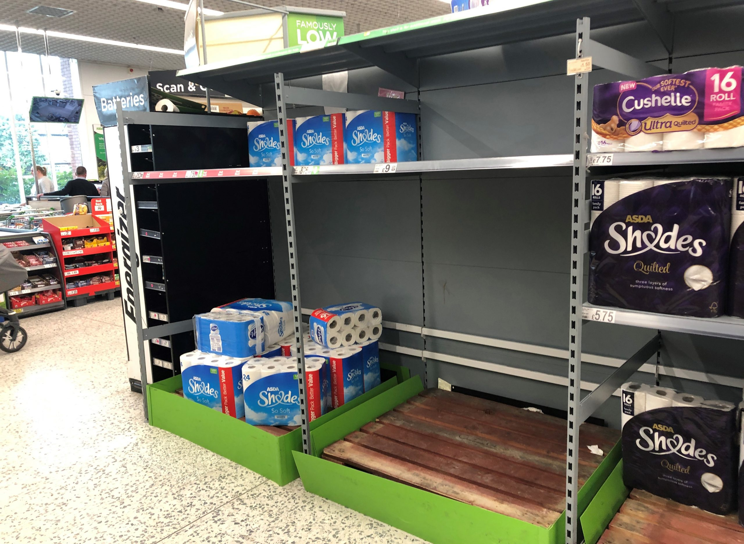 Supermarkets issue plea to shoppers to stop panic buying amid coronavirus crisis
