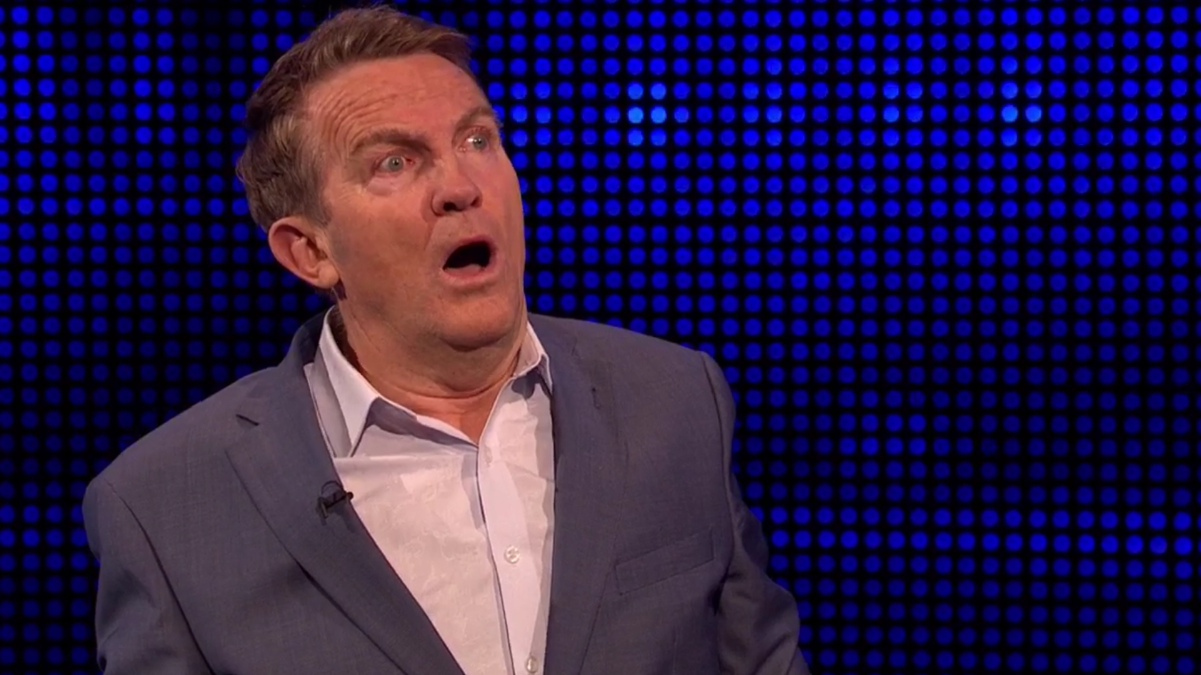 Bradley Walsh is stunned when Ant and Dec pranked him