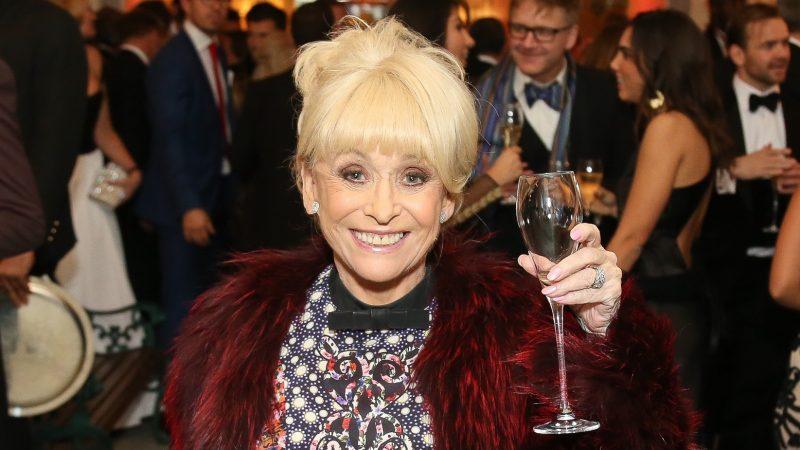 Rita Simons says Dame Barbara Windsor still has 'spark' amid Alzheimer's battle