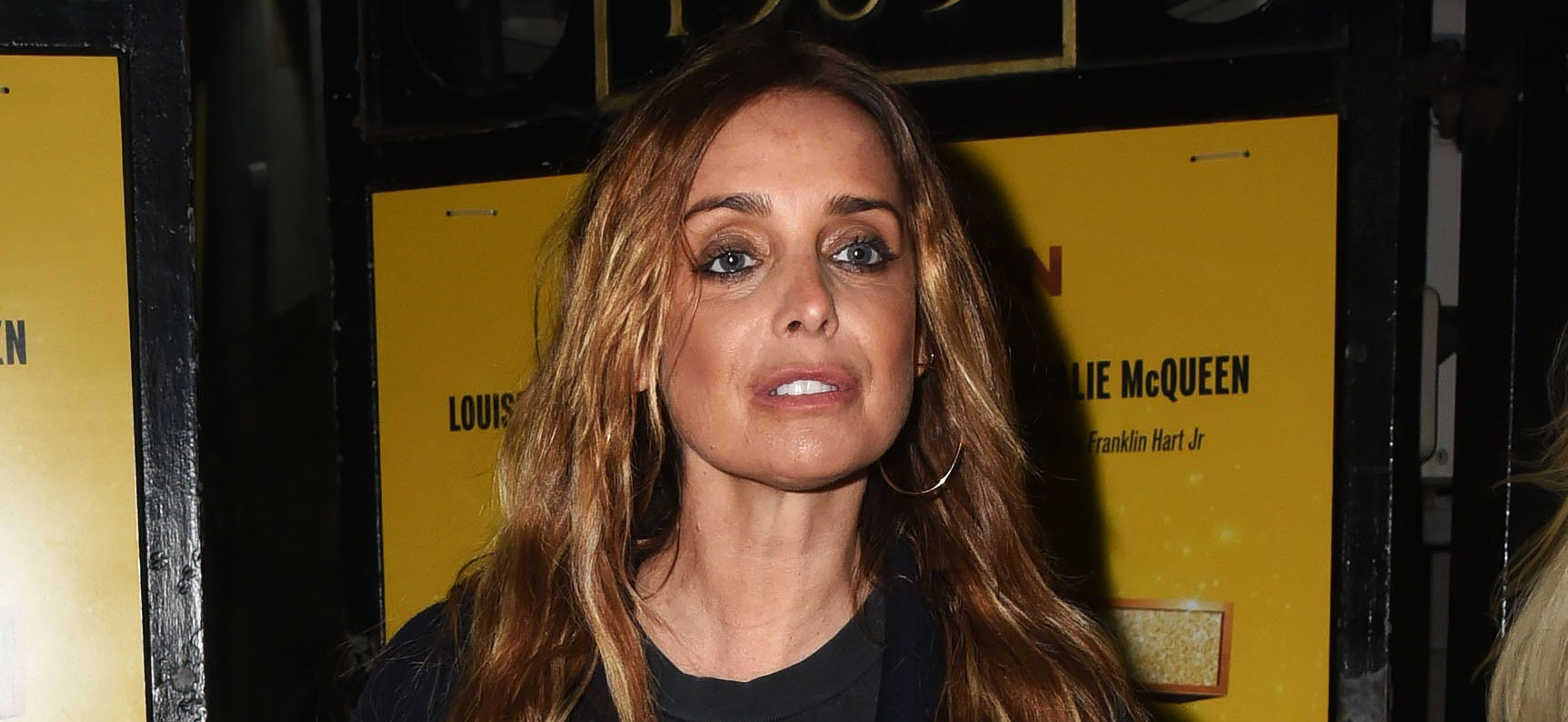 Louise Redknapp saw celebrity psychic to help with dark times