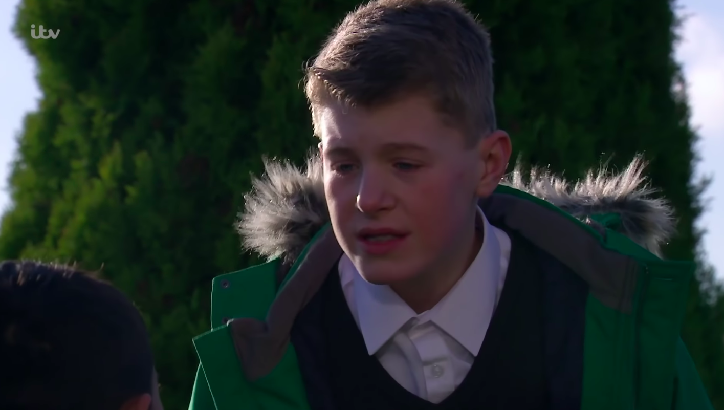 Emmerdale fans slam Archie and Arthur bullying storyline twist