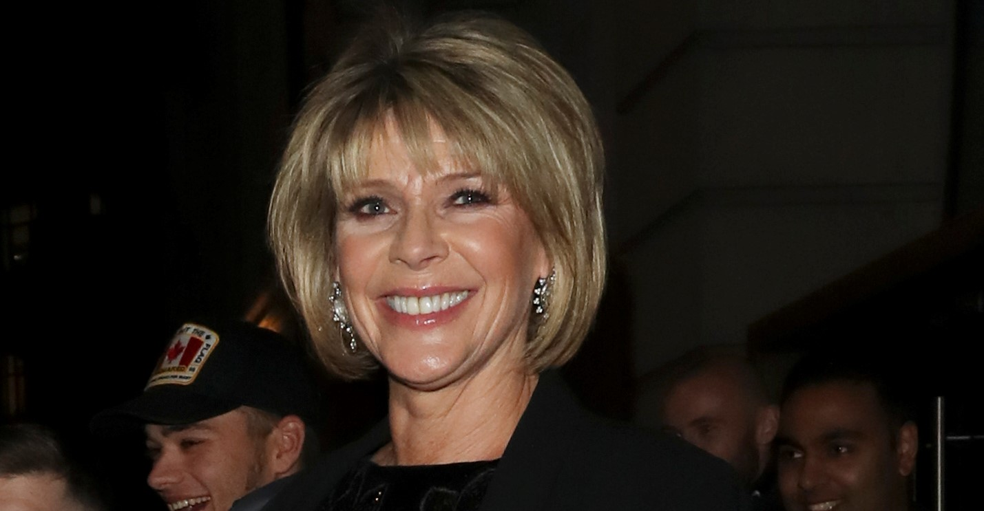 Ruth Langsford reveals her biggest fear ahead of 60th birthday