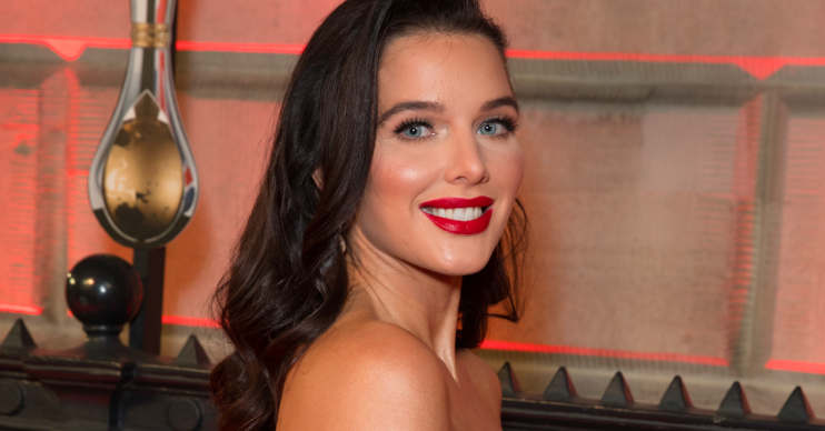 Helen Flanagan Shares Snap With 91 Year Old Gran Entertainment Daily