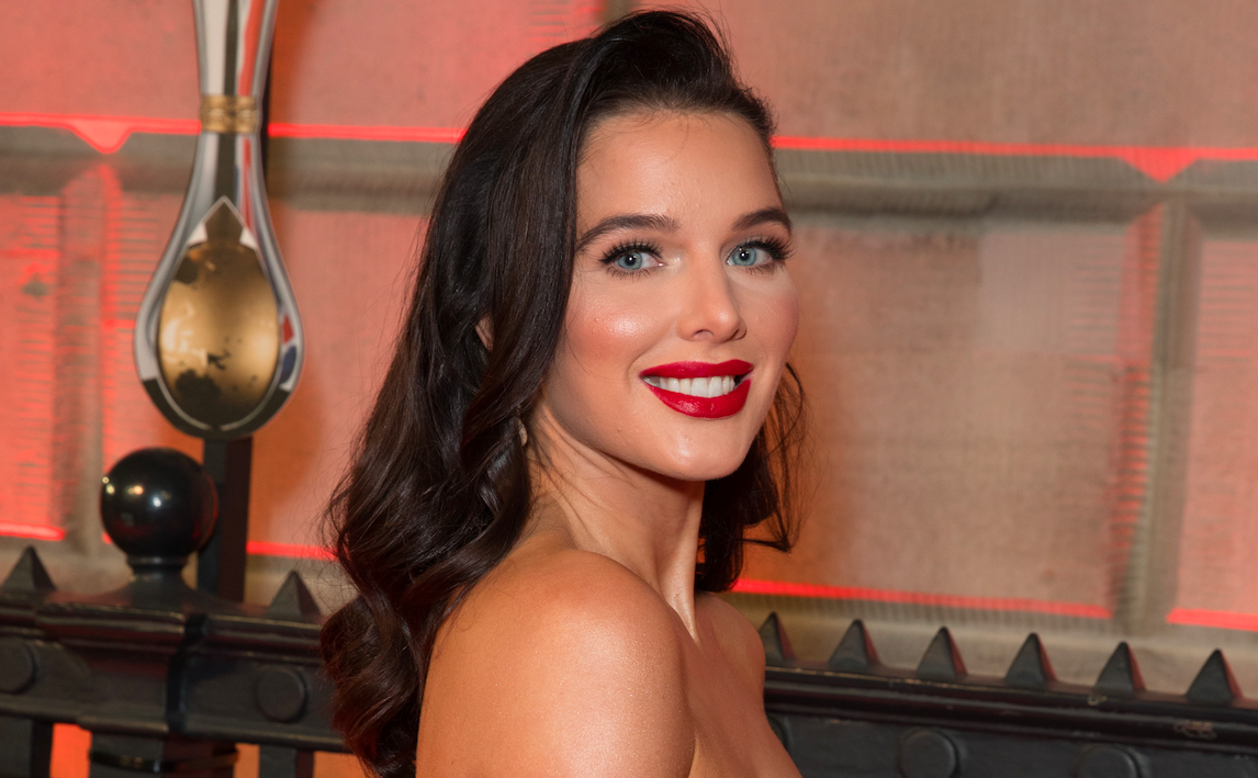 Helen Flanagan shares snap with 91-year-old gran