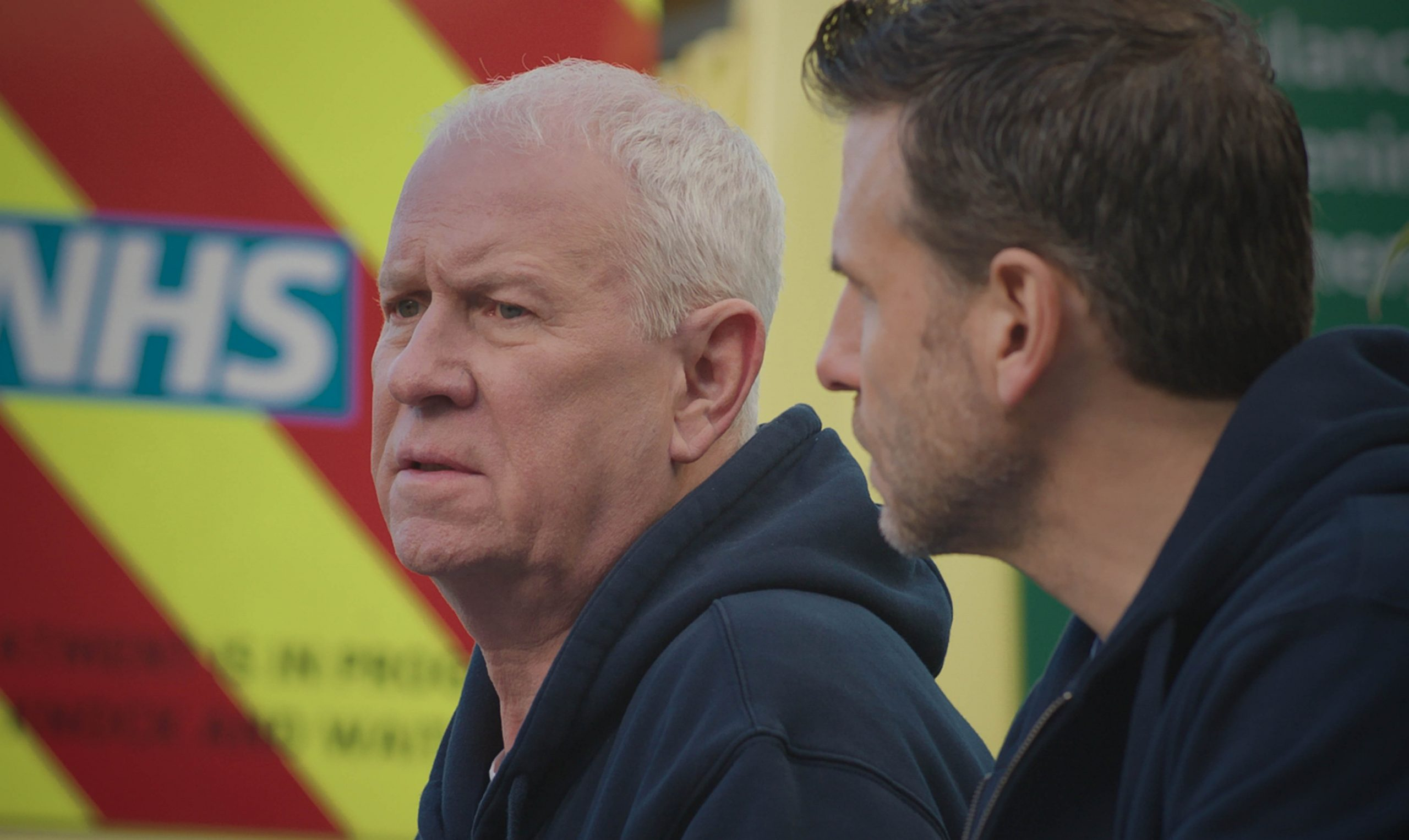 Holby City and Casualty set for crossover as Fletch and Charlie Fairhead clash