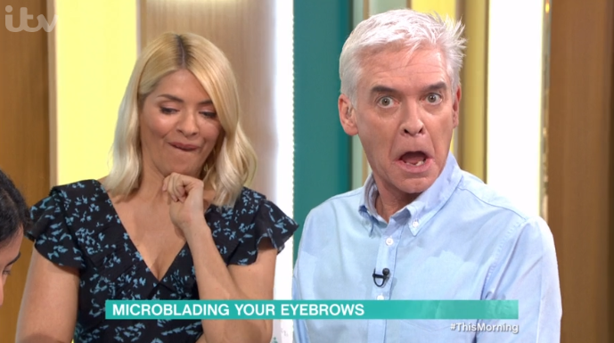 This Morning slammed for lack of precaution during beauty segment amidst coronavirus
