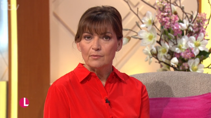 Lorraine Kelly reveals fears over 'high risk' parents amid coronavirus outbreak