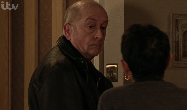 Coronation Street viewers disgusted as Geoff forces Yasmeen to 'pretend Alya's dead'