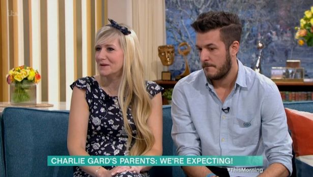 Charlie Gard's parents on This Morning