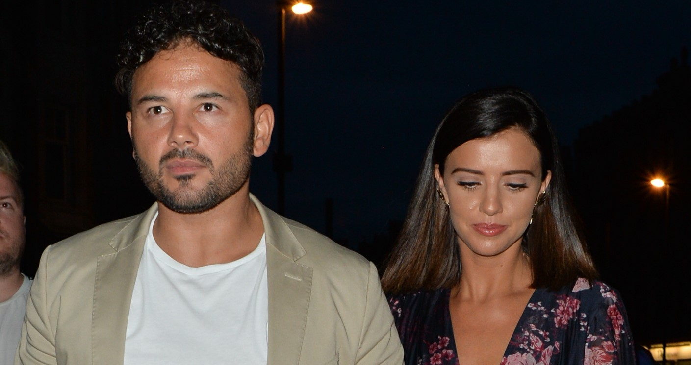 Mother's Day pic of Lucy Mecklenburgh and Ryan Thomas with newborn son Roman