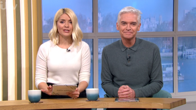 Coronavirus crisis: Holly Willoughby and Phillip Schofield cast doubt over This Morning