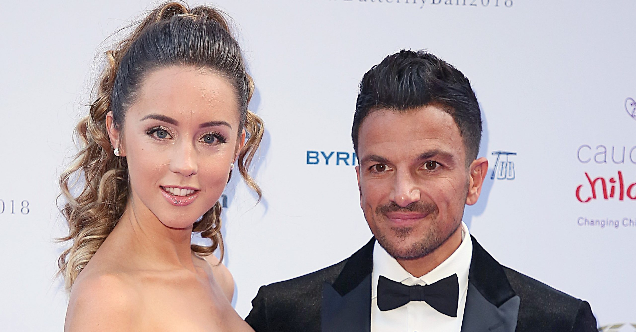 Coronavirus crisis: Peter Andre stockpiling as wife is vulnerable