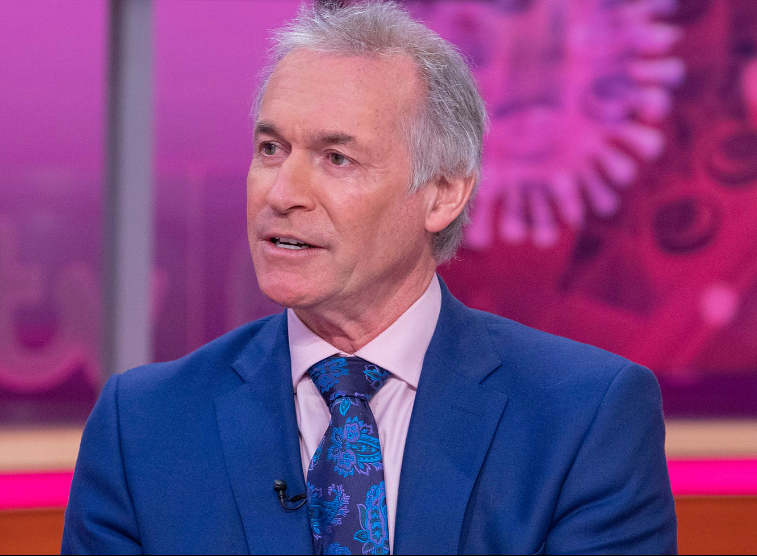 Good Morning Britain fans praise 'sassy' Dr Hilary Jones as he claps back at Piers Morgan and Vanessa Hudgens