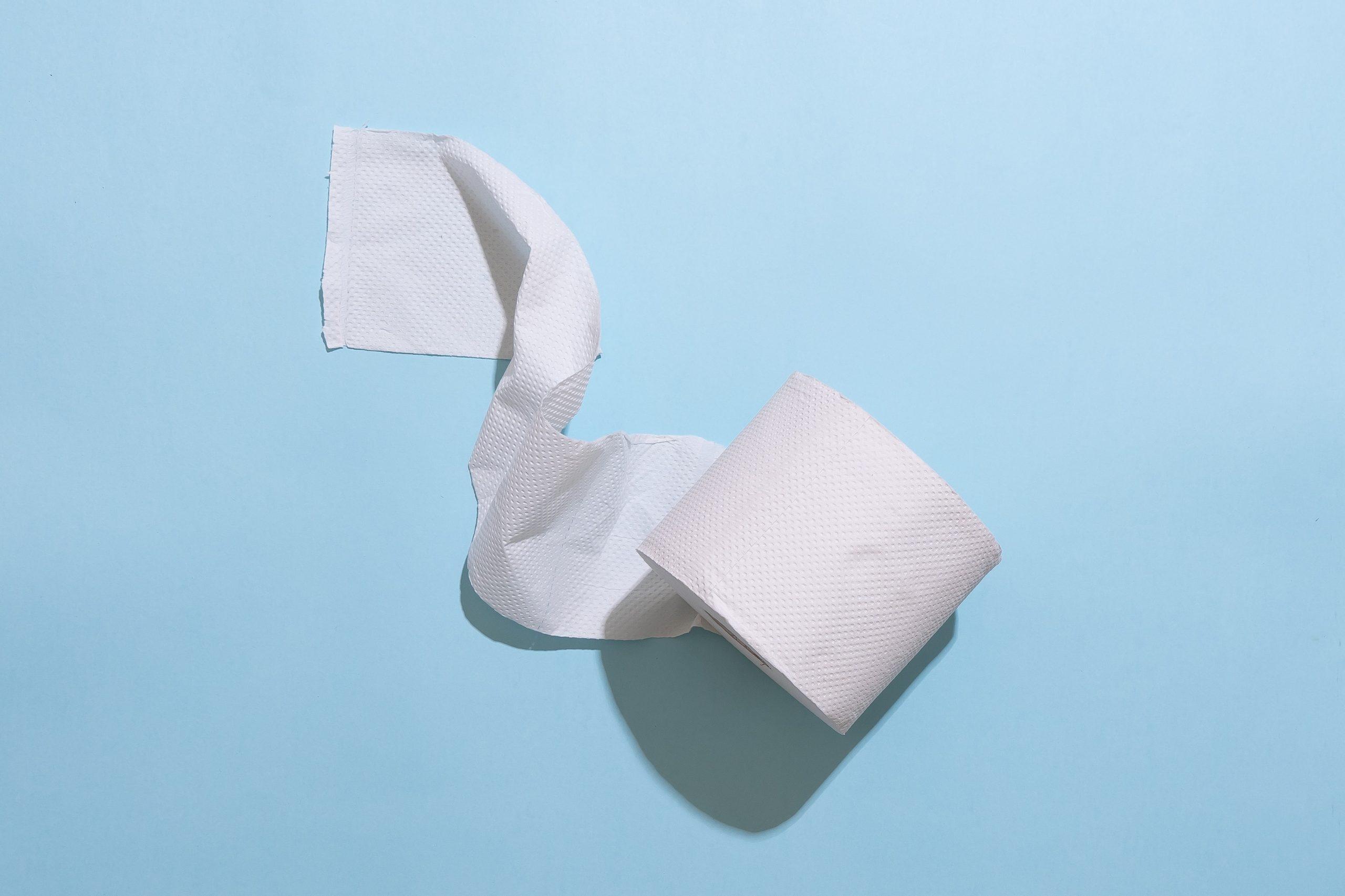 Toilet paper roll tissue coronavirus unsplash