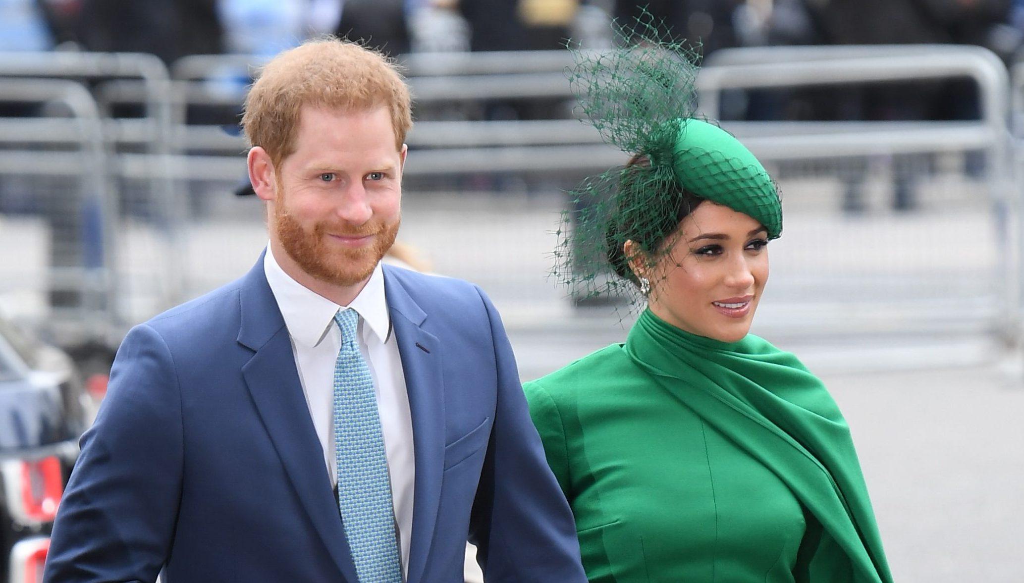 Coronavirus: Prince Harry and Meghan Markle's supportive statement slammed