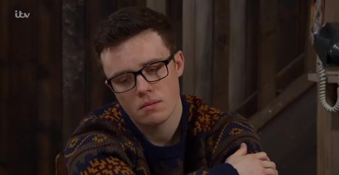 Emmerdale fans sob as Vinny's heartbreaking backstory revealed