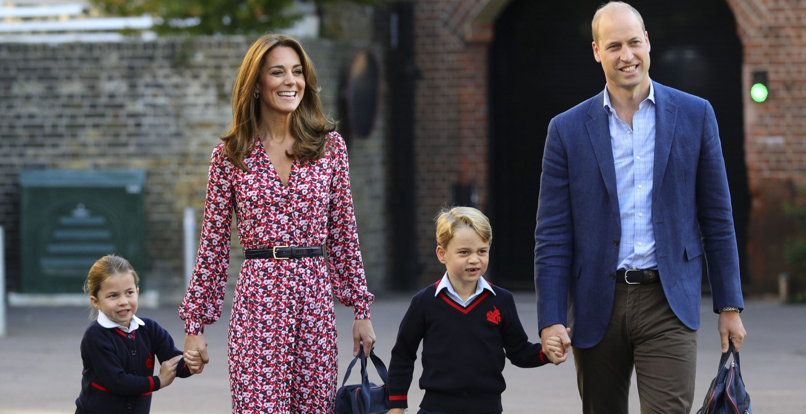 Coronavirus crisis: Princess Charlotte and Prince George being home-schooled