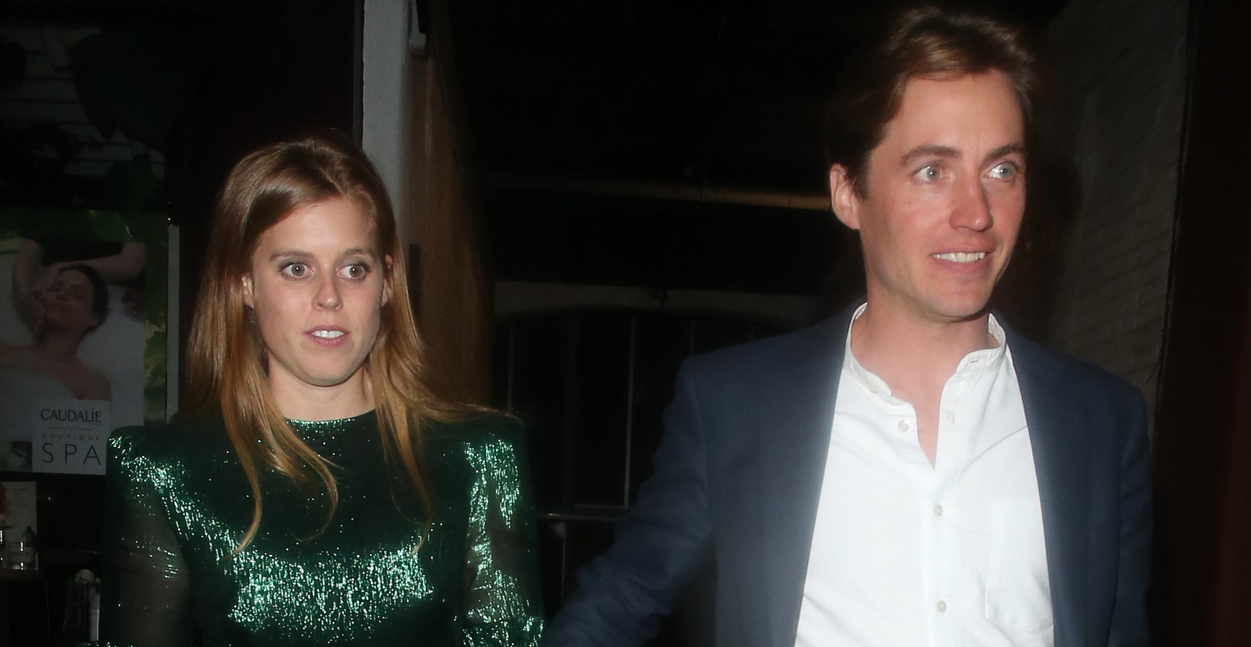 Princess Beatrice's wedding reception cancelled amid coronavirus outbreak