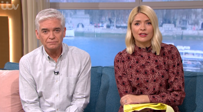 Coronavirus crisis: Phillip Schofield and Holly Willoughby change This Morning set to lift spirits