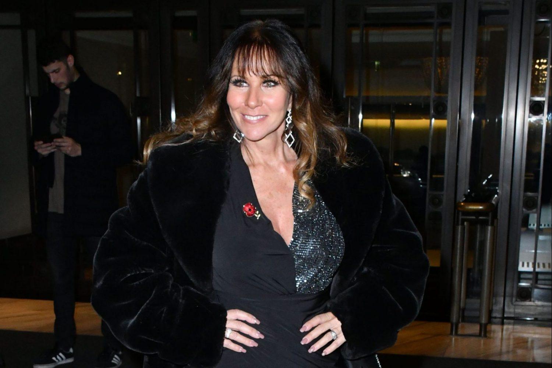 Linda Lusardi 'extremely ill' with coronavirus