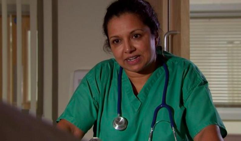 Vanessa's doctor