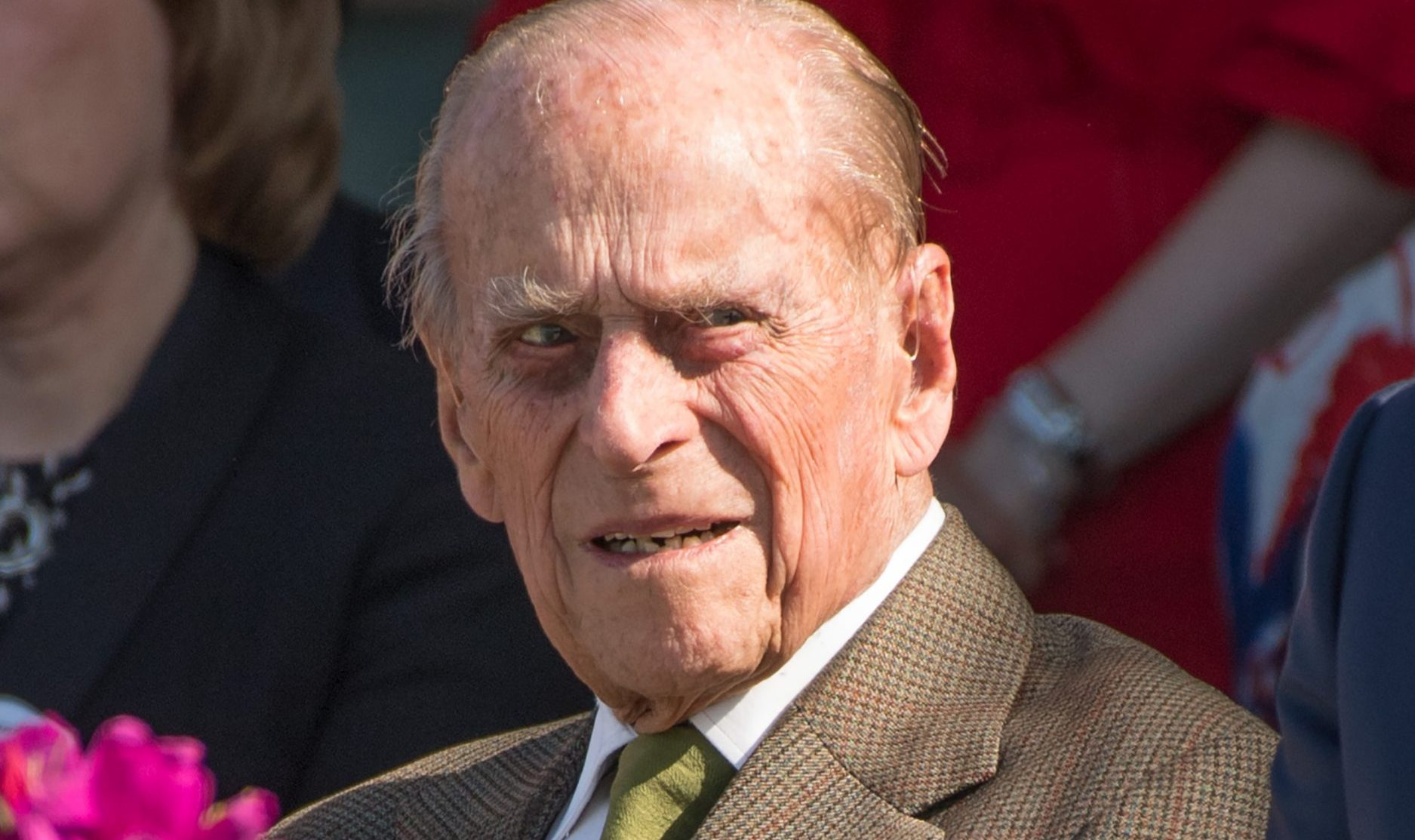 Prince Philip is NOT dead, confirms Buckingham Palace amid coronavirus fears
