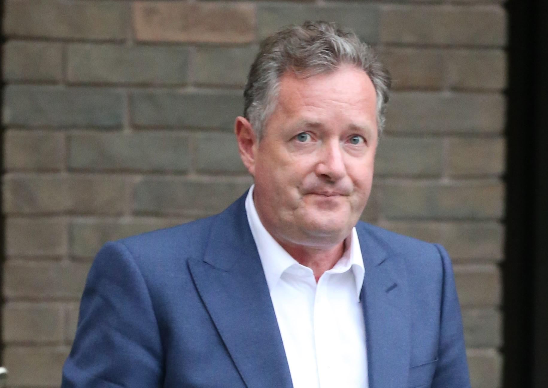 Piers Morgan slams controversial author for wishing coronavirus on Trump's wife