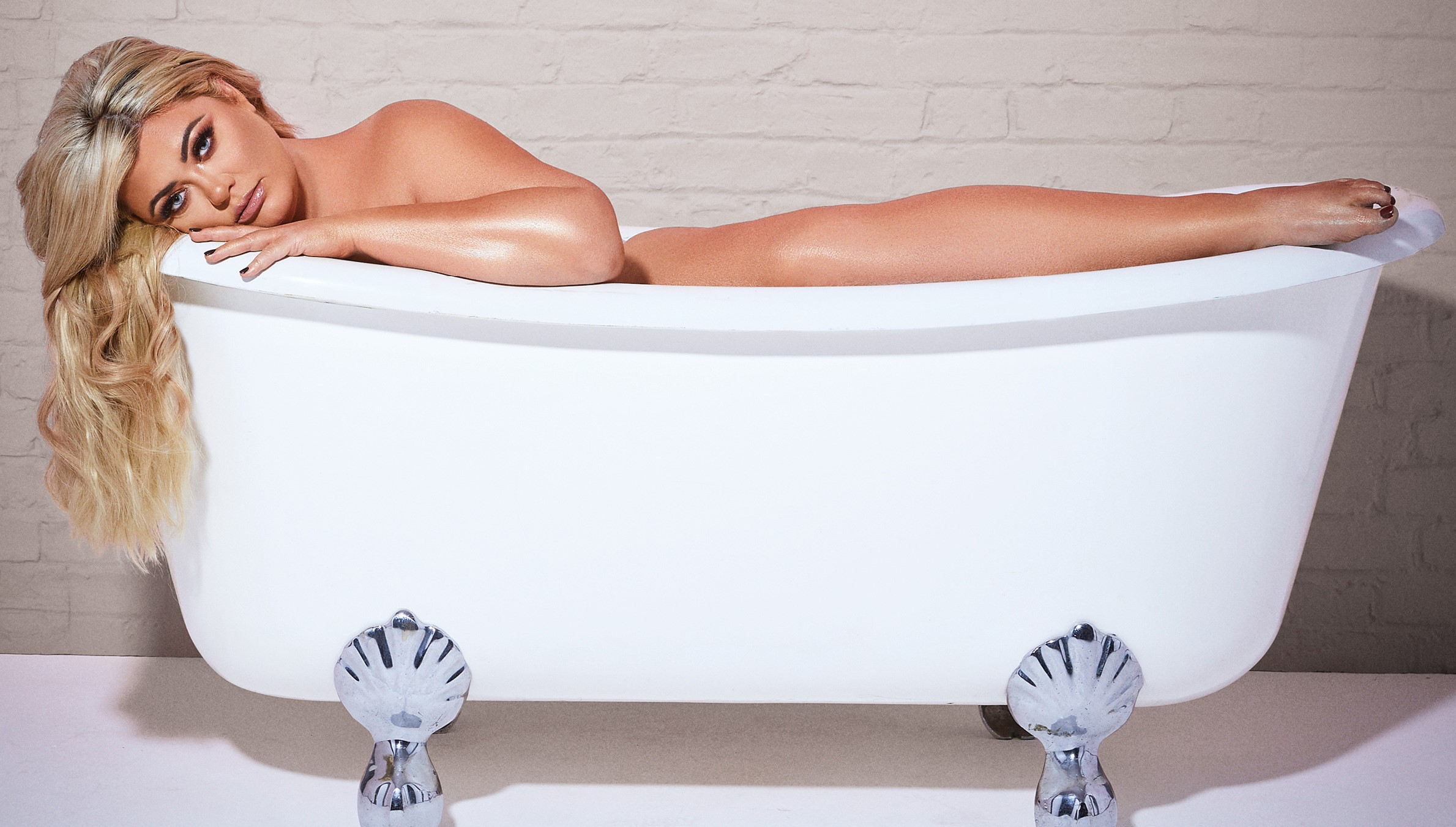 Gemma Collins strips off as she poses naked for PETA campaign