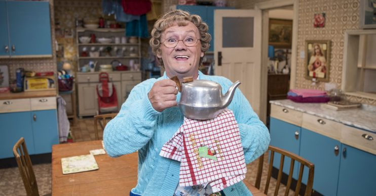 Mrs Brown's Boys has been extended until 2026
