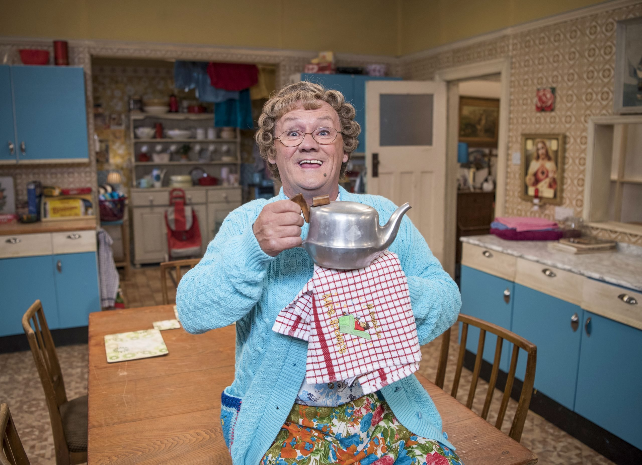 Mrs Brown's Boys repeats are better than Peter Crouch show, say viewers
