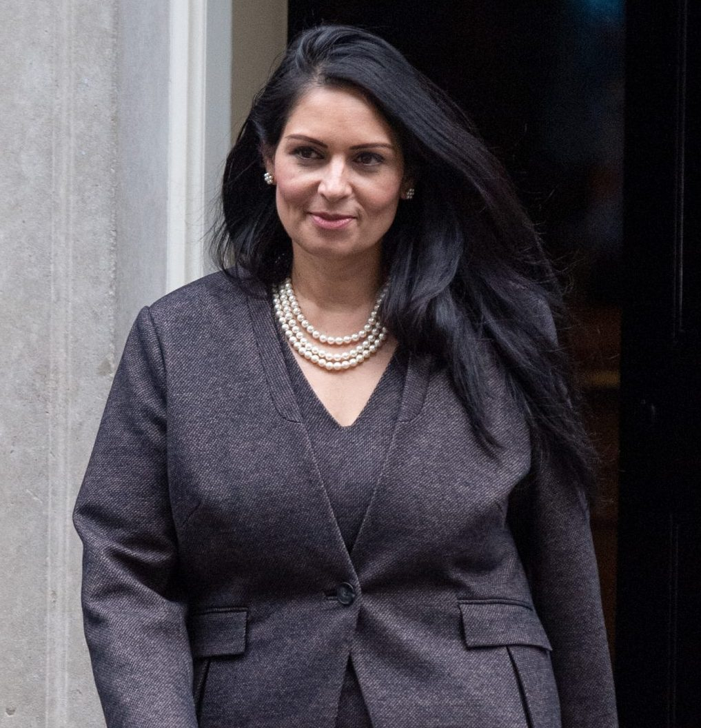 Home Secretary Priti Patel has new emergency powers to close airports and ports