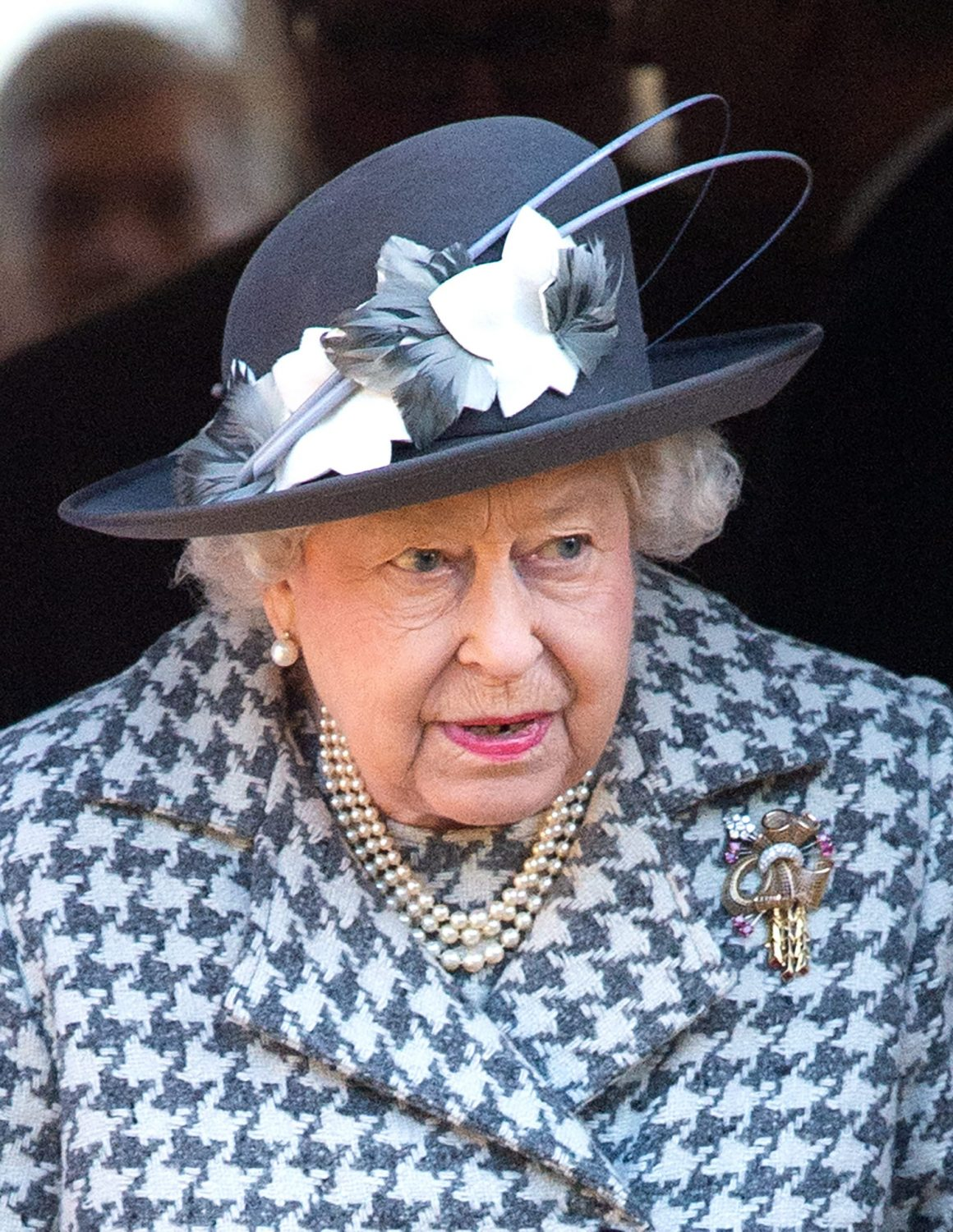 The Queen releases a message about coronavirus