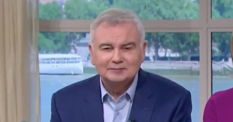 Eamonn Holmes This Morning