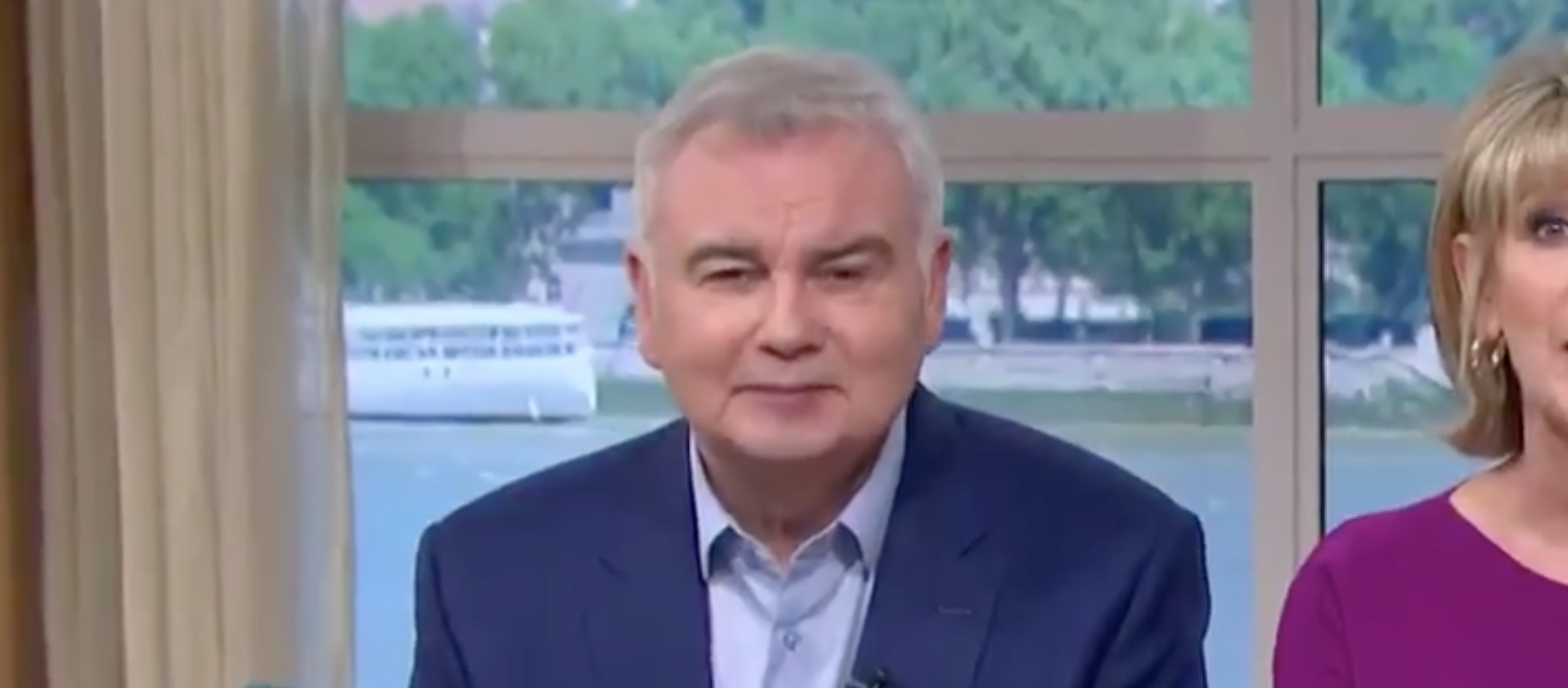 Eamonn Holmes worries he has four years left to live after his dad died aged 64