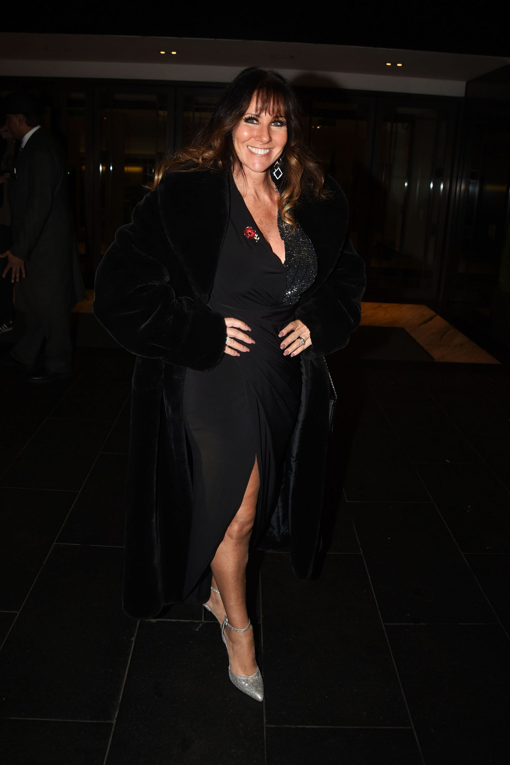 VIPs attend the London Lifestyle Awards 2019 Pictured: Linda Lusardi Ref: SPL5126488 051119 NON-EXCLUSIVE Picture by: Alucard / SplashNews.com Splash News and Pictures Los Angeles: 310-821-2666 New York: 212-619-2666 London: +44 (0)20 7644 7656 Berlin: +49 175 3764 166 photodesk@splashnews.com World Rights