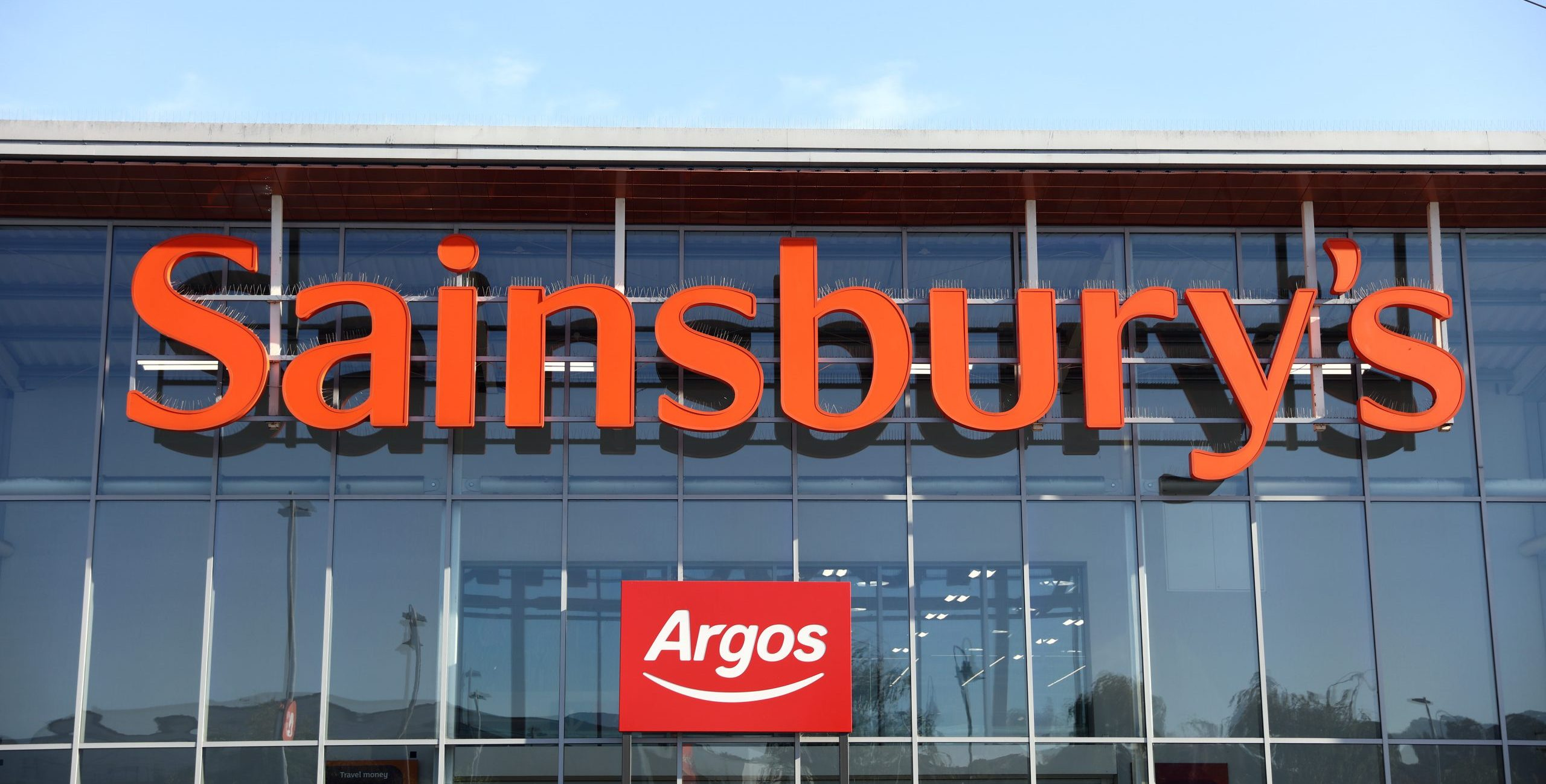 Sainsbury's elderly opening hours
