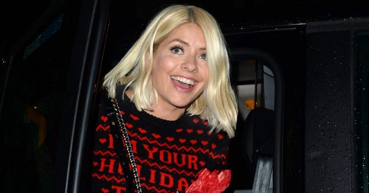 Holly Willoughby shares a clip of her son keeping himself entertained in the coronavirus pandemic