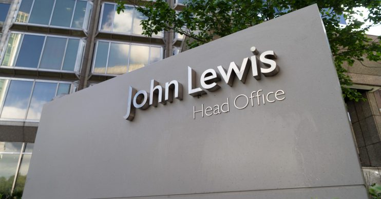 Because of coronavirus, John Lewis is temporarily closing its UK stores