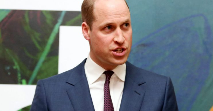 Prince William issues coronavirus plea